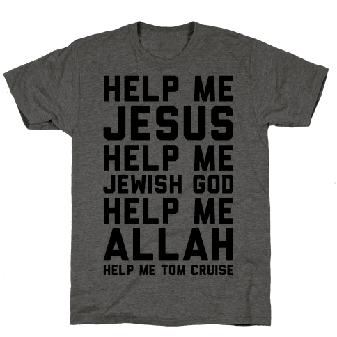 Help Me Jesus