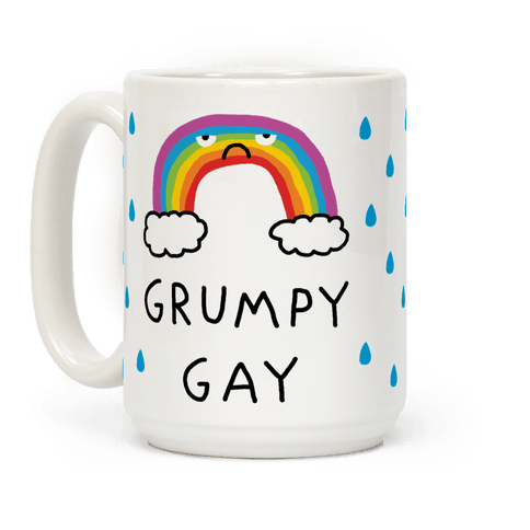 Grumpy Gay