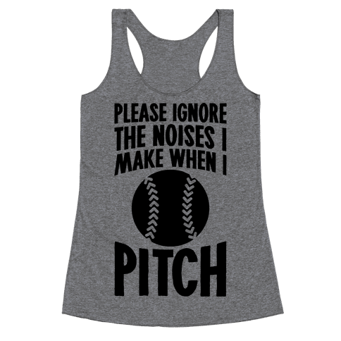 Please Ignore The Noises I Make When I Pitch
