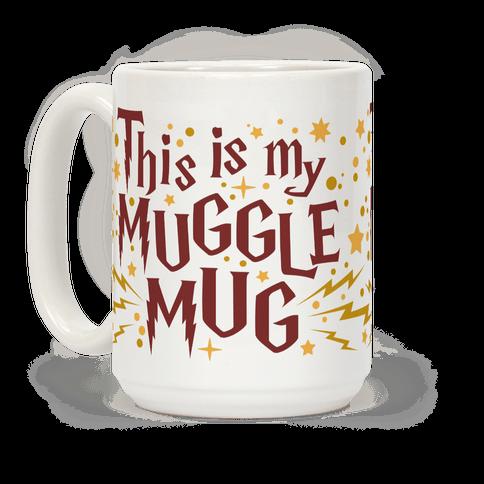 This Is My Muggle Mug