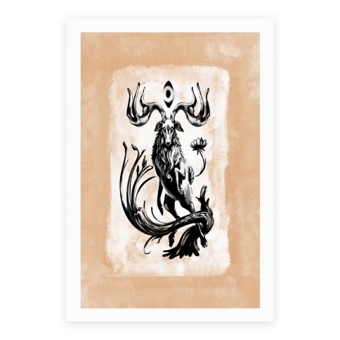Three Eyed Elk