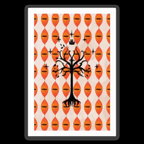 Tree Of Gondor Pattern
