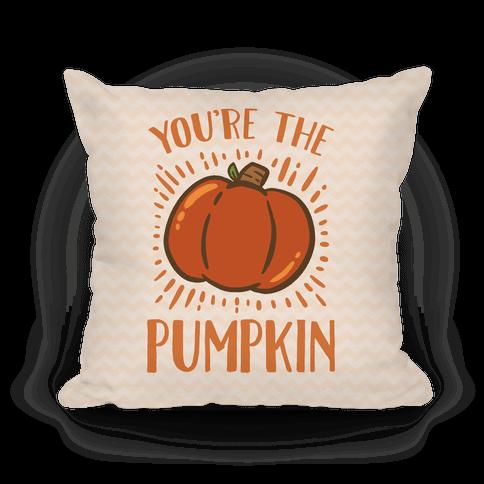 You're The Pumpkin