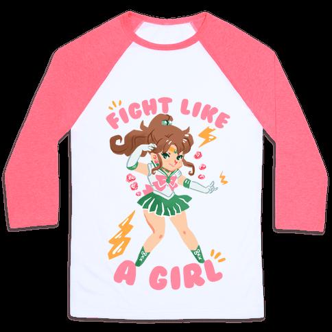 Fight Like A Girl: Jupiter Parody