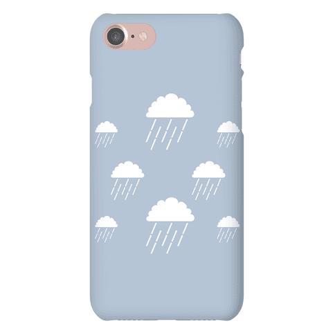Minimalist Rain Clouds