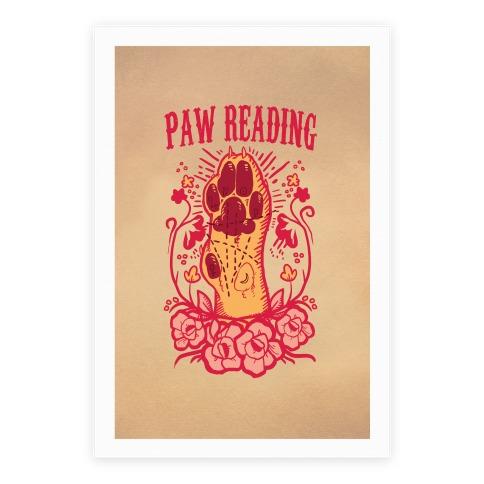 Paw Reading