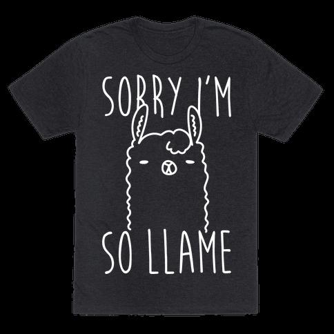 Sorry Im So Llame