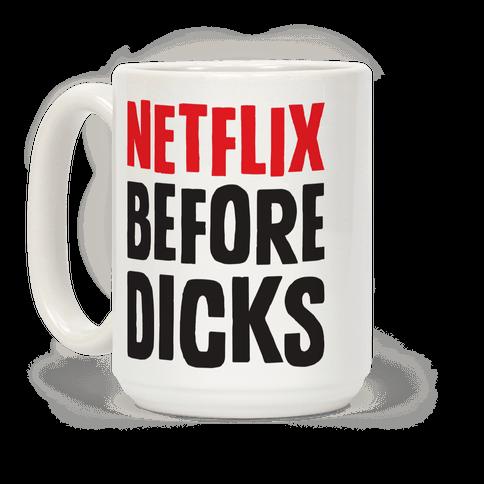 Netflix Before Dicks