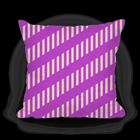 Purple Diagonal and Vertical