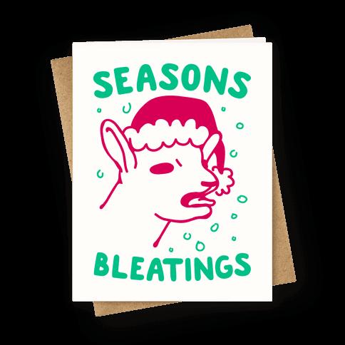 Seasons Bleatings