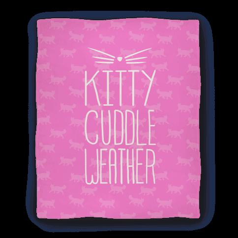 Kitty Cuddle Weather