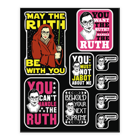 You Can't Handle the Ruth