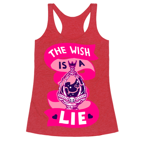 The Wish Is A Lie