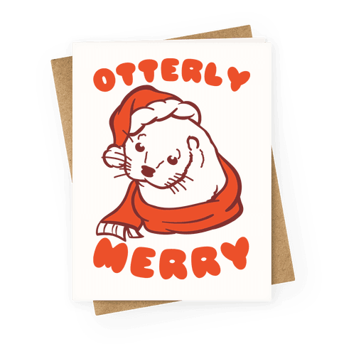 Otterly Merry