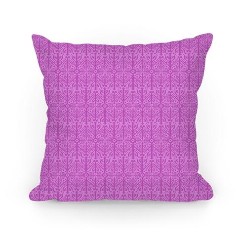 Purple Medieval Pattern