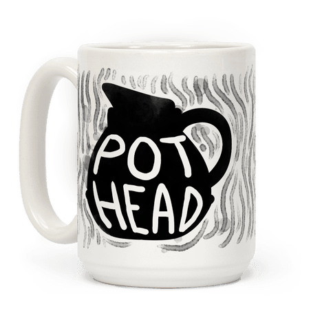 Pot Head (Coffee)