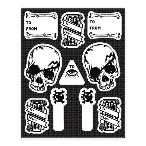 Occult Gift Tags
