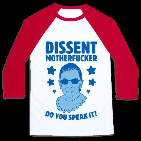 Dissent, Motherfucker