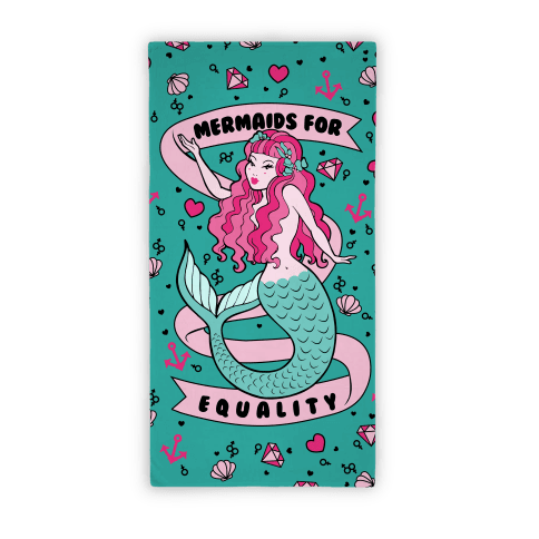 Mermaids For Equality Feminists
