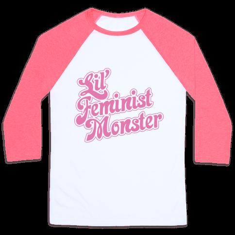 Lil' Feminist Monster Parody