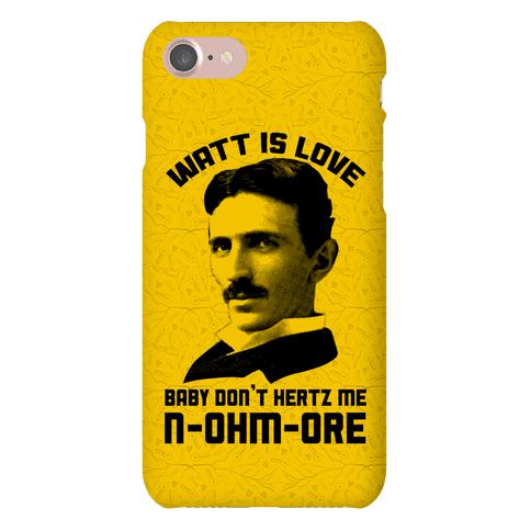 Tesla: Watt Is Love
