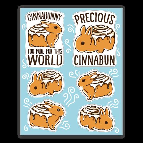 Cinnabunny Sheet
