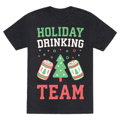 Holiday Drinking Team