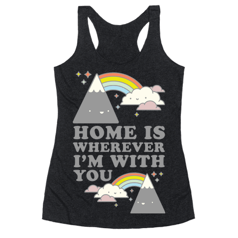 Home is Wherever I'm With You White