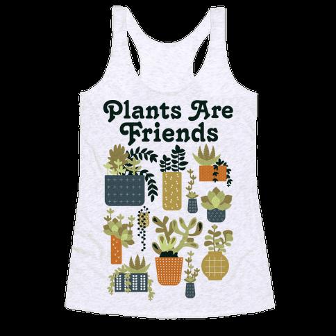 Plants Are Friends Retro