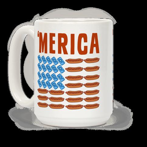 Beer, Hotdogs & 'Merica