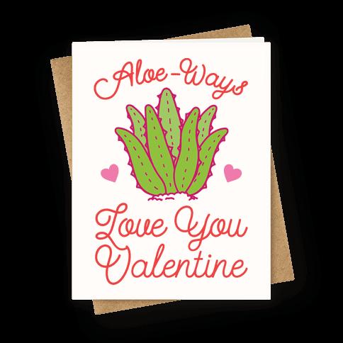 Aloe-Ways Love You