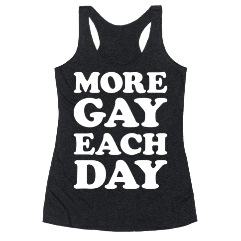 More Gay Each Day
