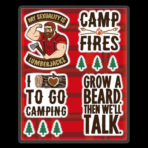 Lumberjack Camping