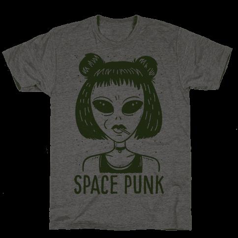 Space Punk Alien