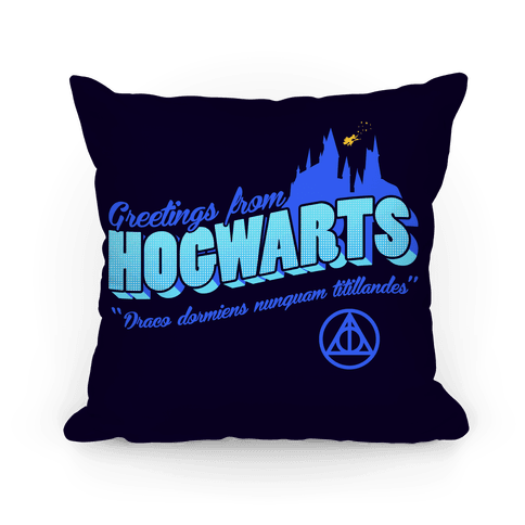 Greetings From Hogwarts