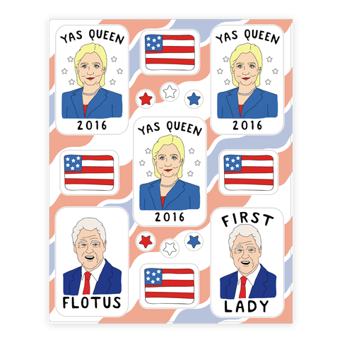 Yas Queen 2016 Hillary Clinton