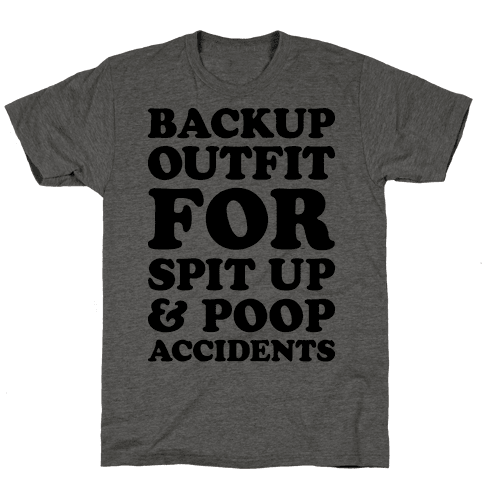 Backup Outfit For Spit Up & Poop Accidents