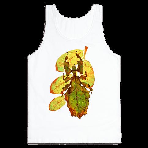 Phylliidae Walking Leaf