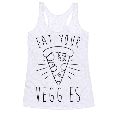 Eat Your Veggies (Pizza)