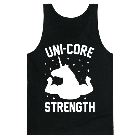 Uni-Core Strength (White)