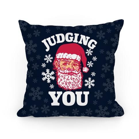 Judging You Santa