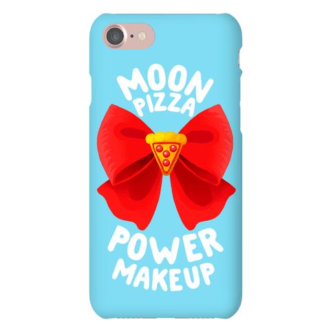 Moon Pizza Power Makeup!