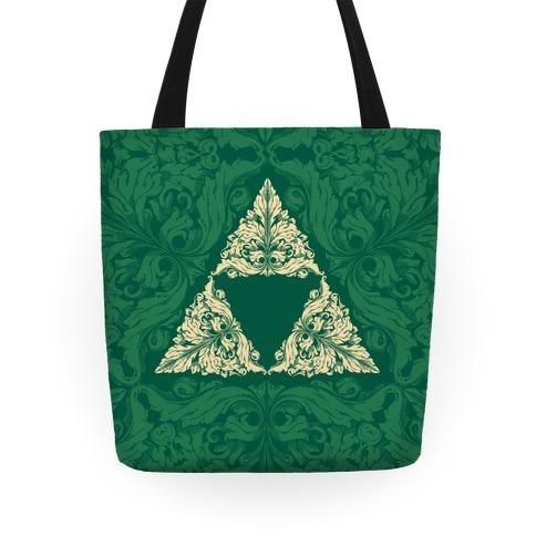 Floral Triforce