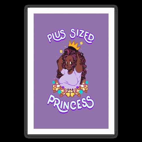 Plus Sized Princess