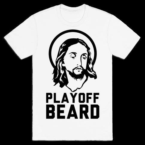 Jesus Playoff Beard