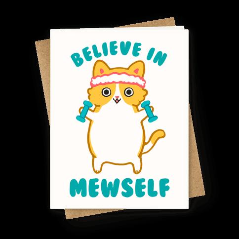 Believe In Mewself