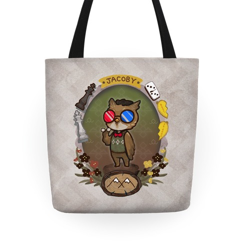 Dr Jacoby Tote