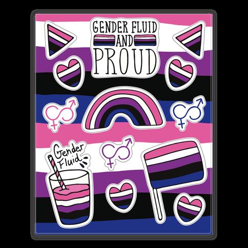 Gender Fluid Pride