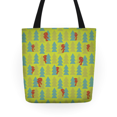 Bigfoot Pattern