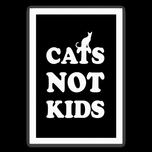 Cats Not Kids